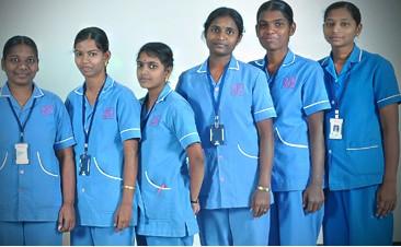 Nurse-Hostel